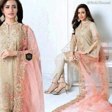 Styleloft.pk Gul Ahmed Lawn Collection 2020 Unstitched 3 Piece Suit 3 PIECE