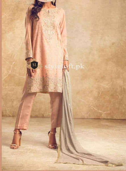 Styleloft.pk Kayseria Lawn Collection 2020 Unstitched 3 Piece Suit 3 PIECE