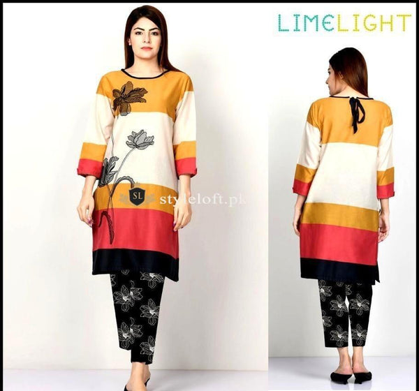 Styleloft.pk Limelight Unstitched Winter Collection 2020 3 PIECE
