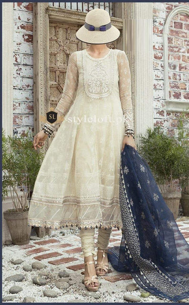 Styleloft.pk Maria B Unstitched Winter Collection 2020 3 PIECE