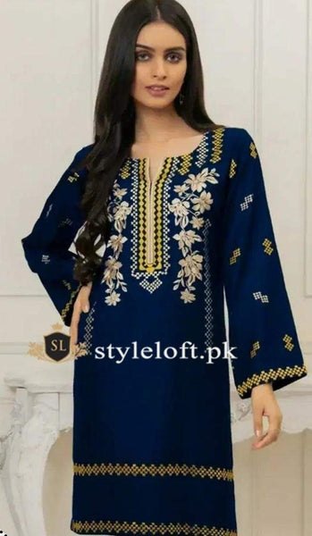Styleloft.pk Mausummery Eid Collection 2020- 2Piece Unstitched Suit 2 PIECE