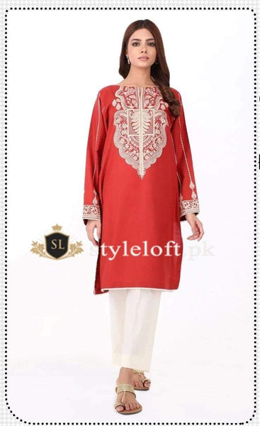 Styleloft.pk Orient Eid Collection 2020- 2Piece Unstitched Suit 2 PIECE