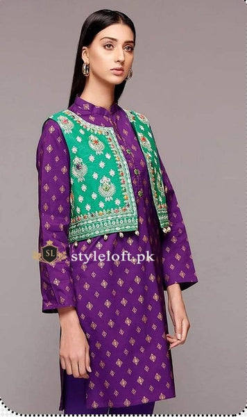 Styleloft.pk Rang Ja Lawn Collection2020-2Piece Unstitched Suit 2 PIECE