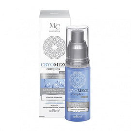 Face and Neck Hydration Amplifier MezoGel-Booster with Hyaluronic Acid and Vitamin E - Belita.store