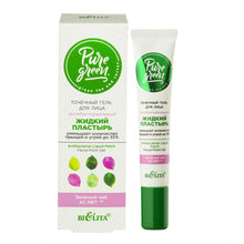"Point-Action Gel for Face ""Antibacterial Liquid Patch"" - Belita.store"