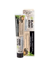 Toothpaste WHITENING + GUM PROTECTION with Microparticles of Black Activated Charcoal and Oak Bark - Belita.store