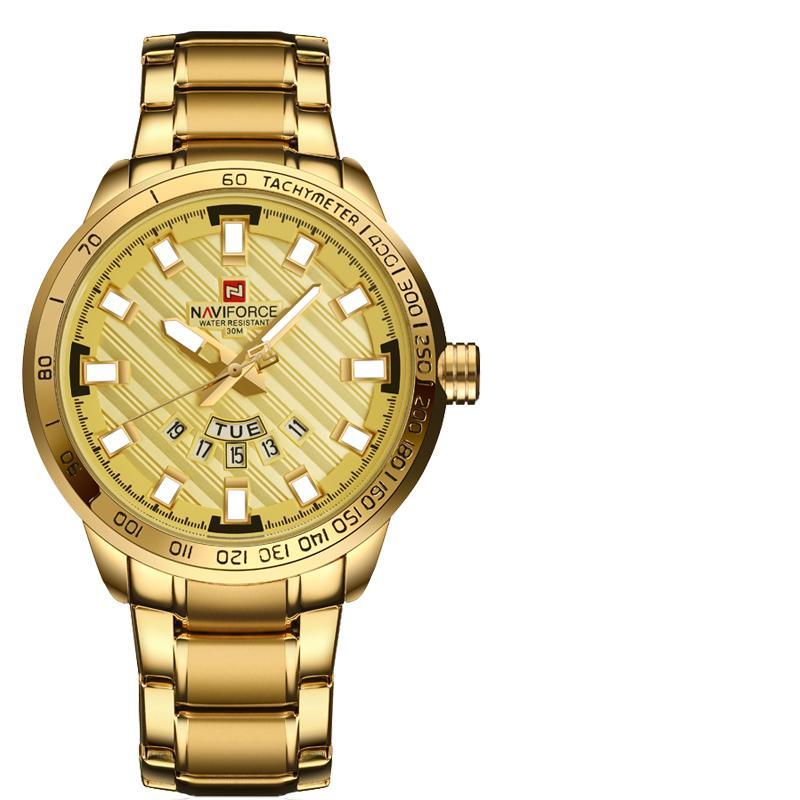 NaviForce Gold luxury