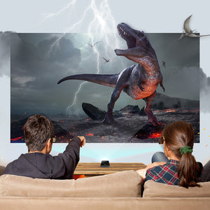powerful portable projector