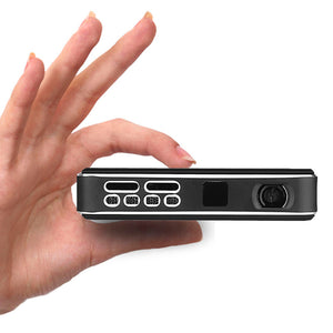 mini projector with full 1080 support