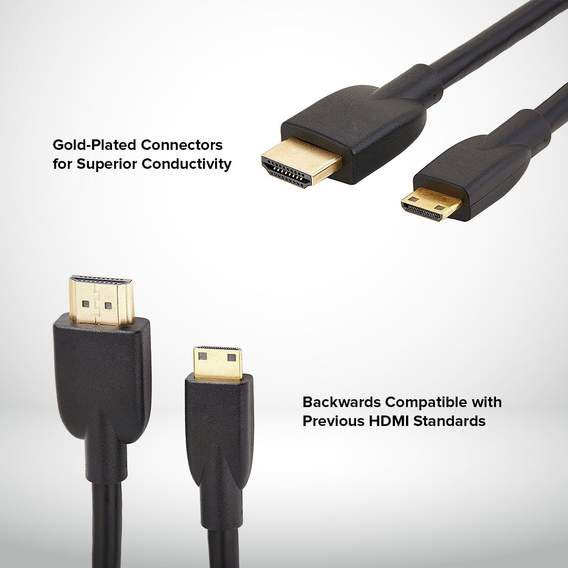 high speed mini HDMI cable