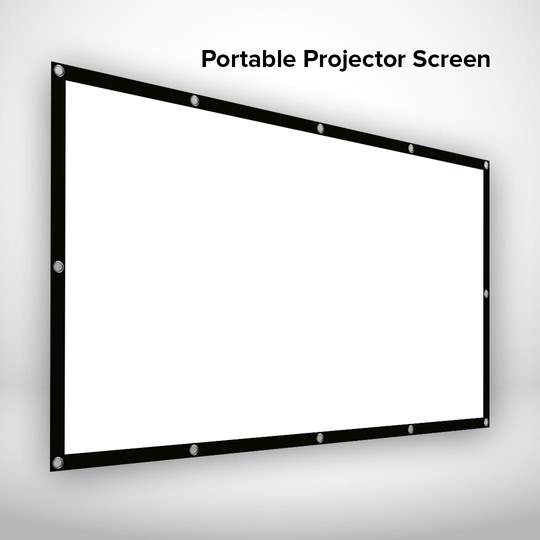 "120"" Portable Screen"