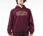HOODED THEORY SWEATSHIRT  WC 27031