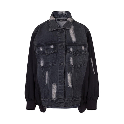 Giacca Capricorn Denim Religion WFICRJ11