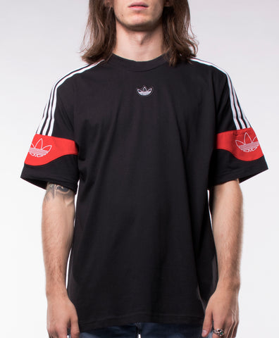 TEAM SIGNATURE TREFOIL TEE WC ED7178