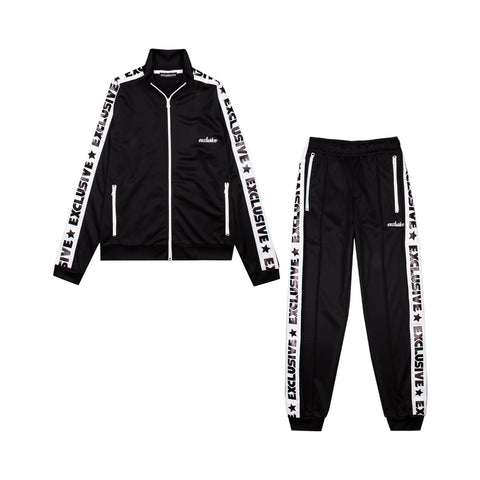 Tracktop trackpant Donna EXCLUSIVE PARIS ED226 TT