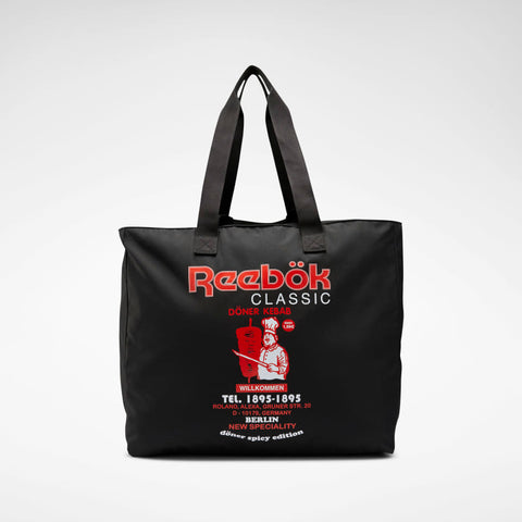 BORSA TOTE GRAPHIC FOOD WWC ED1271
