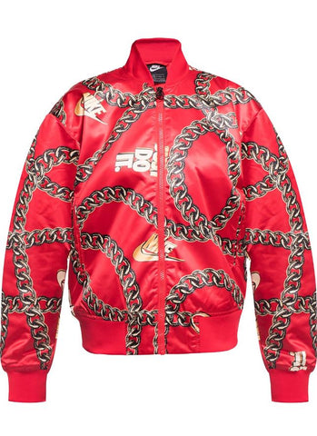 GIACCA BOMBER NSW SYNTHETIC FILL ICON CLASH WWC CI9996