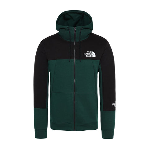 FELPA FULL ZIP HD WC T93RYW