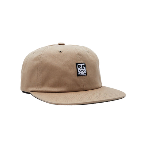 Cappello visiera OBEY ICON FACE 6 PANEL
