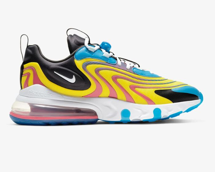 SNEAKERS NIKE AIR MAX 270 REACT ENG SD C0113