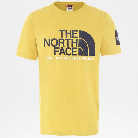T-SHIRT FINE ALPINE 2 THE NORTH FACE SD NF0A4M6N