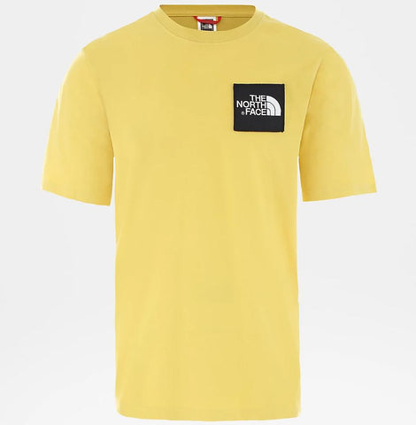 T-SHIRT MASTERS OF STONE THE NORTH FACE SD NF0A492I