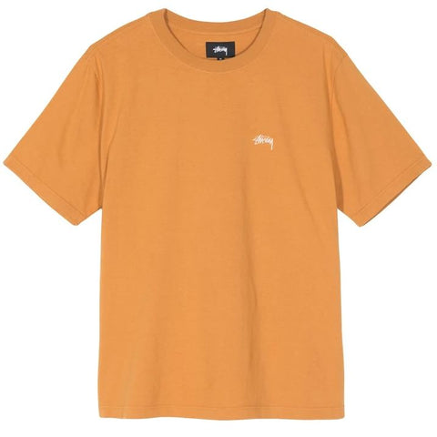 T-SHIRT STOCK LOGO SHIRT STÜSSY SD 1140194