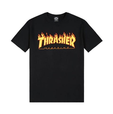 T-SHIRT THRASHER SD FLAME