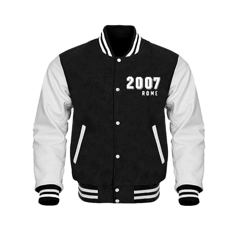 Giubbotto Touch the Wood WD VARSITY JACKET