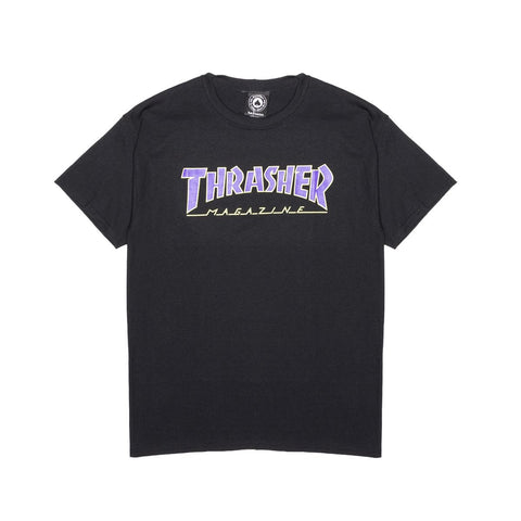 T-shirt Uomo Thrasher Outlined