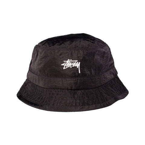 Metallic Nylon Bungee Bucket Stussy WD 132992