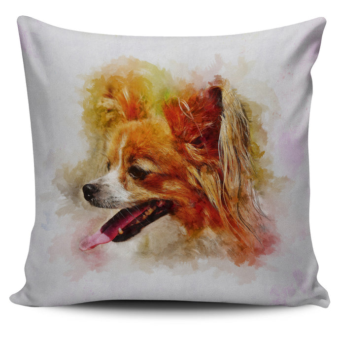Chihuahua Pillow Art 2.0!