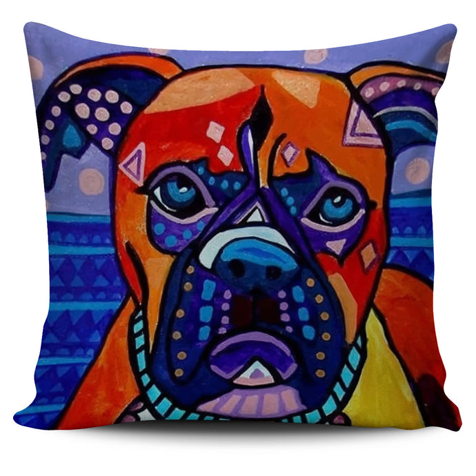 Boxer Pillow Art 5.0!