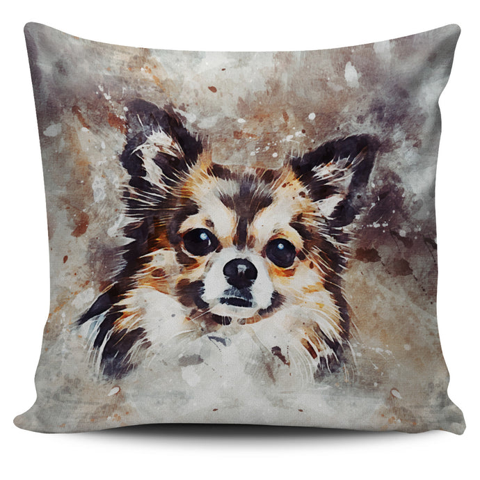 Chihuahua Pillow Art 1.0!