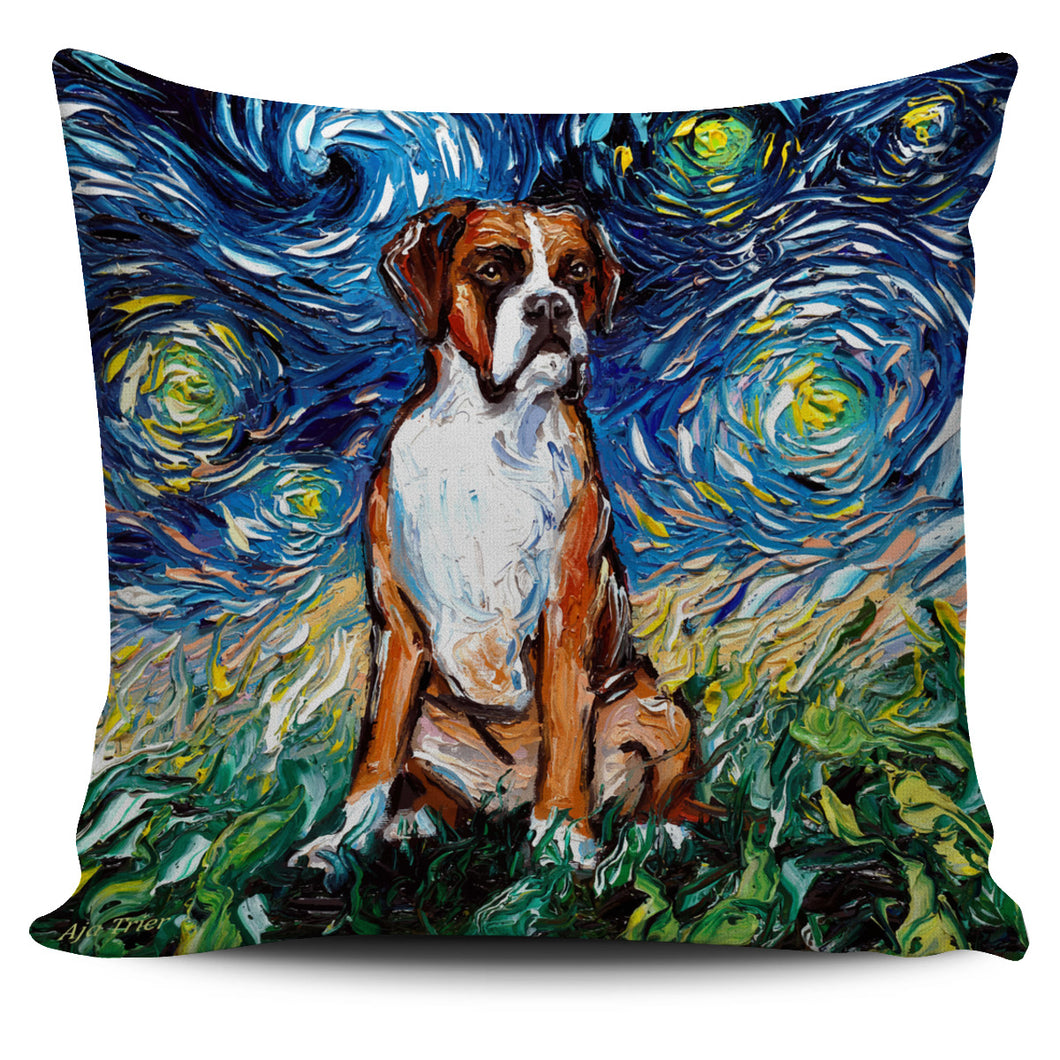 Boxer Pillow Art 4.0!