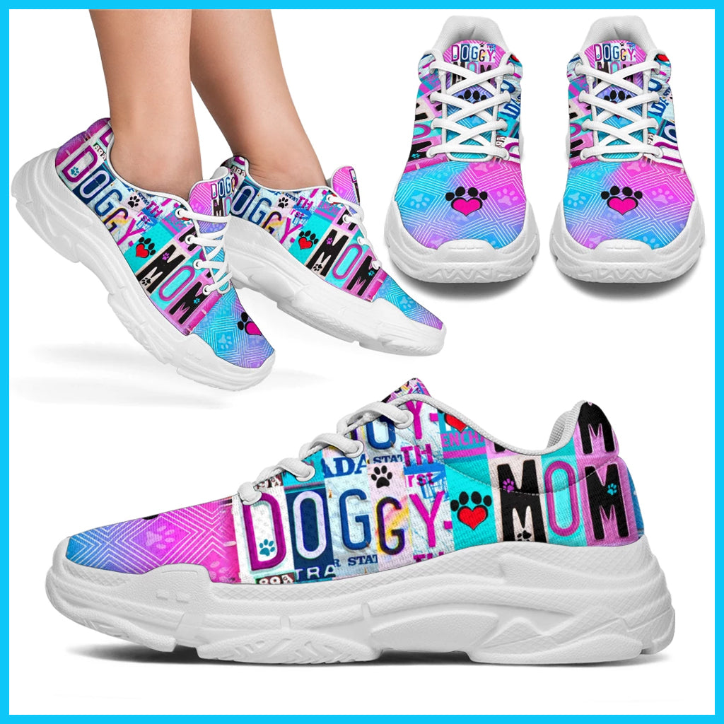 🐾💖 Doggy Mom  Chunky Sneaks 💖🐾