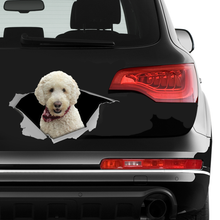 Load image into Gallery viewer, Personalized stickers starring your POOCH!!