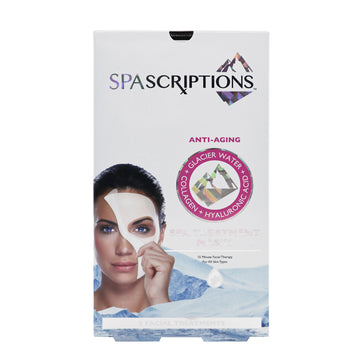 Spascriptions Collagen Sheet Masks