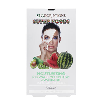 Spascriptions Superfood Sheet Masks