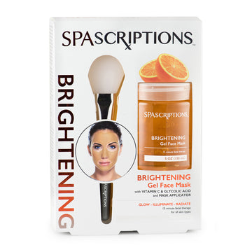 Spascriptions Brightening gel face mask