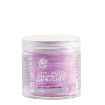 Spascriptions Makeup Remover Pads - Glacier Water