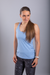 Our lightweight tank top is made with a stretchable, durable, quick-drying fabric which offers UPF 50+ sun protection, perfect for sunny days in the mountains. Hiking tee t-shirt