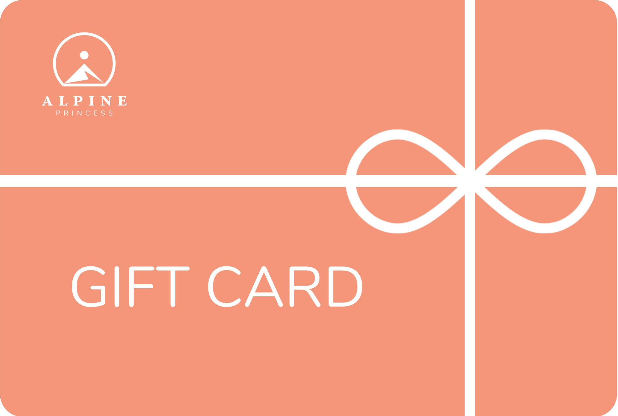 Gift Card - physical