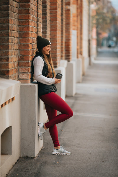 Very Berry leggings - Eco line