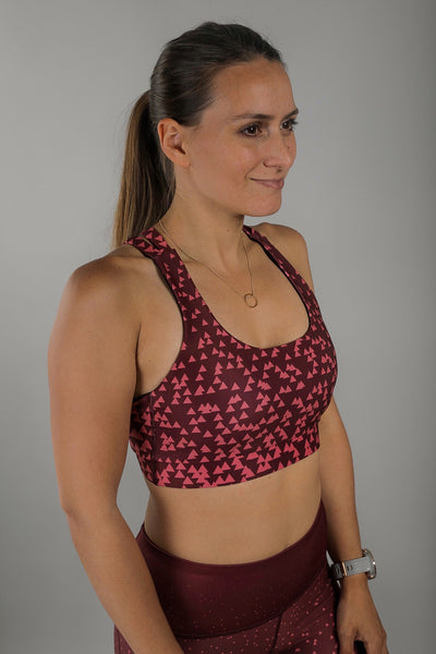 Nebula Strappy Sports Bra