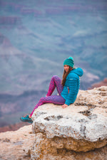 Outdoor hiking leggings Alpine Princess - for hiking, climbing, trekking and running
