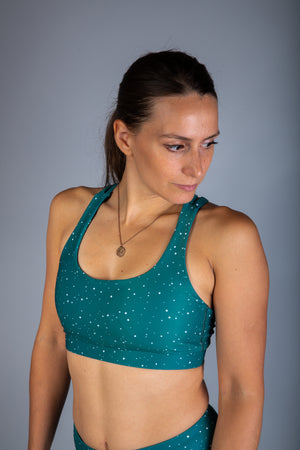 Women's outdoor sports bra Alpine Princess - for hiking, climbing, trekking, mountains and running