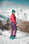 Women's outdoor hiking leggings Alpine Princess - for hiking, climbing, trekking, mountains and running ženske pajkice