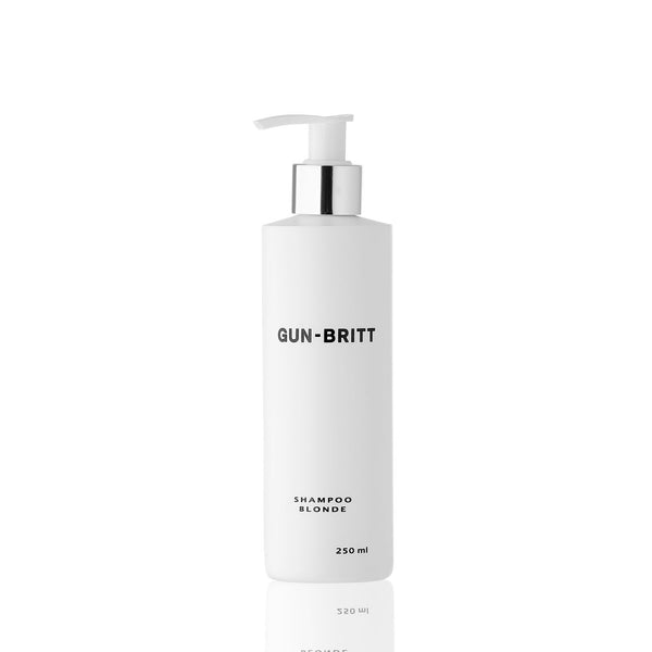 Gun-Britt Shampoo Blonde 250 ml.