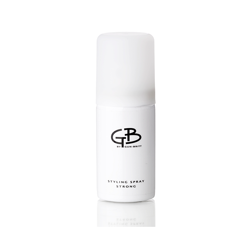 Gun-Britt Styling Spray Strong Travel Size 40 ml.